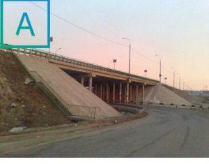 Поствка мостового ограждения в Москву