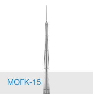 Молниеотвод МОГК-15 в [gorod p=6]