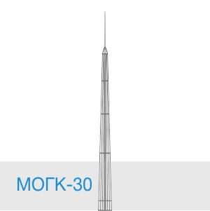Молниеотвод МОГК-30 в [gorod p=6]