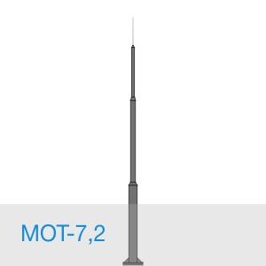 МОТ-7,2 молниеотвод