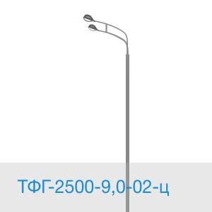 Силовая опора ТФГ-2500-9,0-02-ц