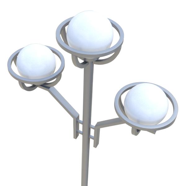 Сатурн-3 декоративная опора освещения